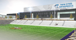 Twin Cities Orthopedics Performance Center Vikings