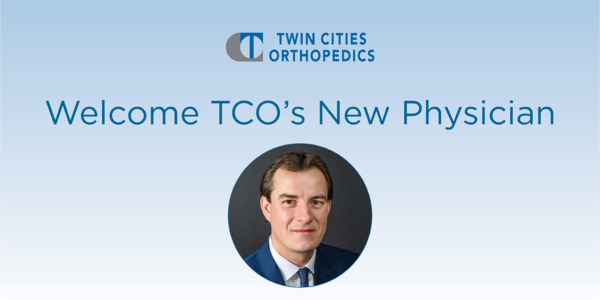 TCO welcomes new physician
